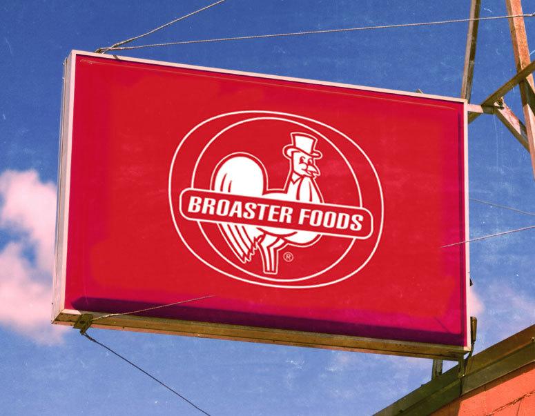 original Broaster logo
