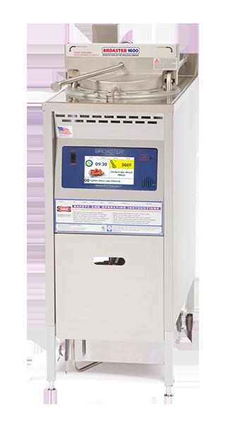 Pressure Fryer 1600