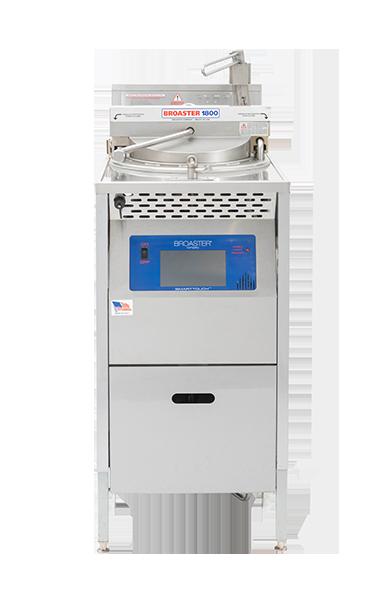 Broaster 1800 pressure fryer