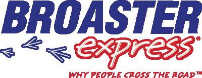 Broaster Express Logo