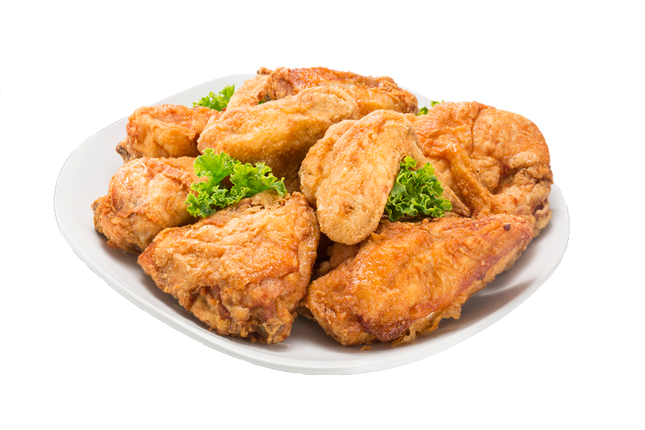 Broaster 8 piece chicken