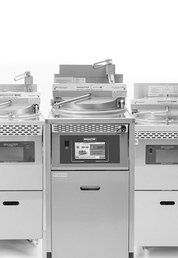 Broaster Equipment