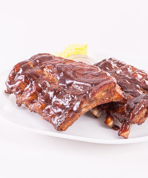 BBQ Ribs from Broaster smokaroma