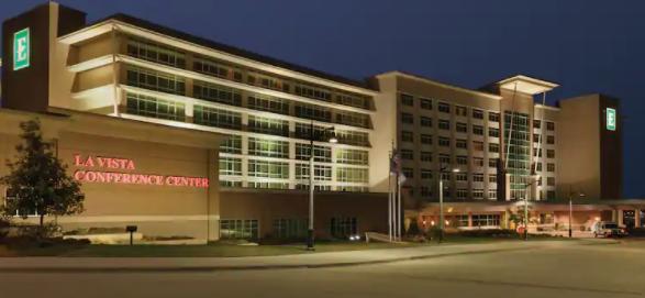 La Vista Hotel and conference center, La Vista, NE