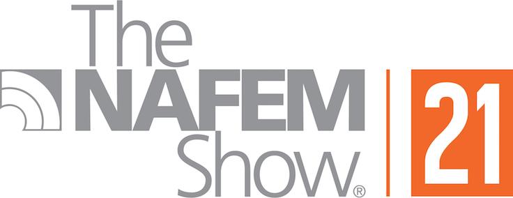 The NAFEM show 21 Logo