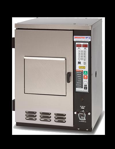 ventless pressure fryer by Broaster