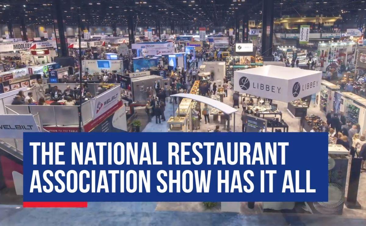 national restaurant association show resort